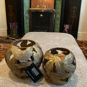 Mindy Browne's Mila Candle holders
