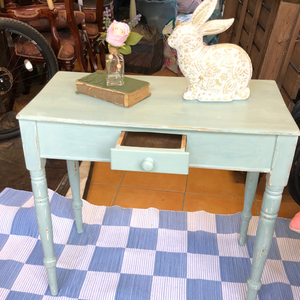 Dainty Distressed  Hall Table