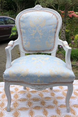 Occasional French chair