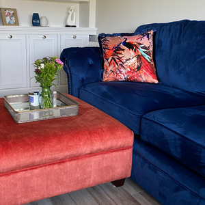 3 Seater Sofas and Ottoman
